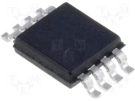 integrated circuit instruments tps3619 33dgkg4 instruments supervisor integrated circuit tme electronic components