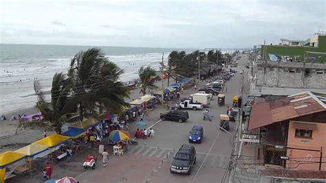 Pedernales En Ecuador | pedernales manabi ecuador youtube