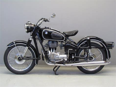 Bmw R26 bmw 1957 r26 250 cc 1 cyl ohv yesterdays