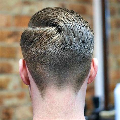 nape of neck haircuts men the best neckline haircuts blocked rounded tapered