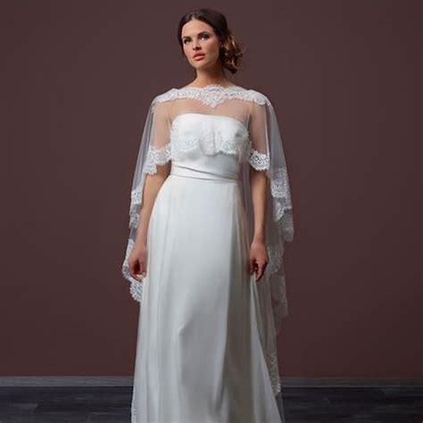 braut cape long tulle bridal cape chloe zaphira bridal