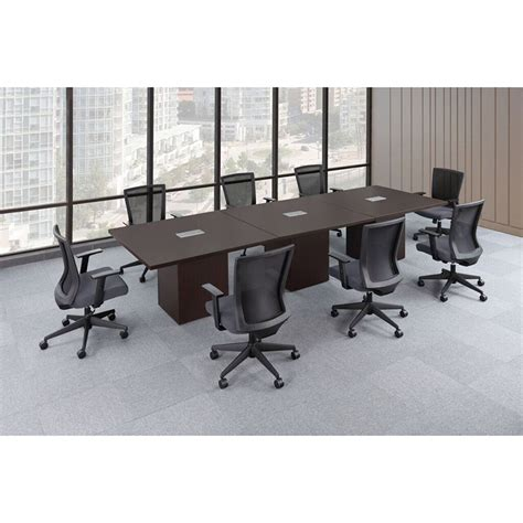 rectangular modular conference table office furniture ez