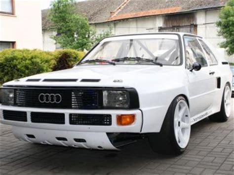 Audi Sport Quattro S1 For Sale by Audi Sport Quattro S1 Evo1 Rally Cars For Sale