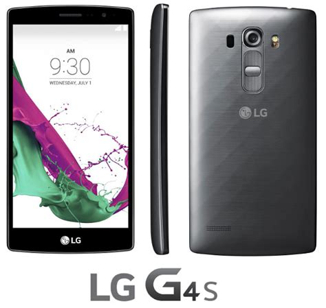 lg 4 mobile lg unveils g4s 4g smartphone for europe lg news gsmarc