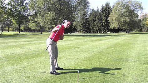 solid golf swing gary occhino golf lesson full swing solid contact youtube