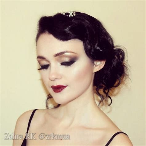 1920s hairstyles 1920s hairstyles how to soap opera 36 best 50 s hairstyles images on pinterest hair makeup