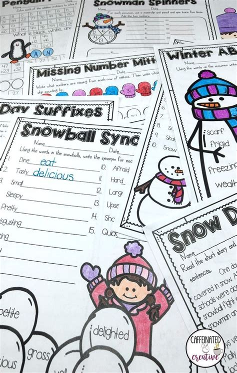 fact pattern synonym 6446 best christmas best tpt creations from pre k to 7th