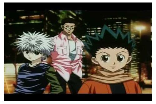 download lagu opening 1 hunter x hunter