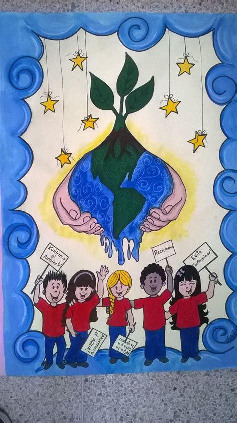 cartelera escolar sobre el agua cartelera escolar sobre la conservaci 243 n del ambiente