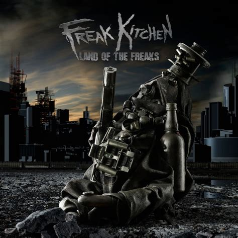 Freak Kitchen Ok Lyrics Album 0206 Freak Kitchen Land Of The Freaks