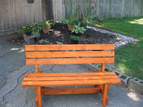 build a bench seat for garden simple outdoor bench seat plans pdf woodworking