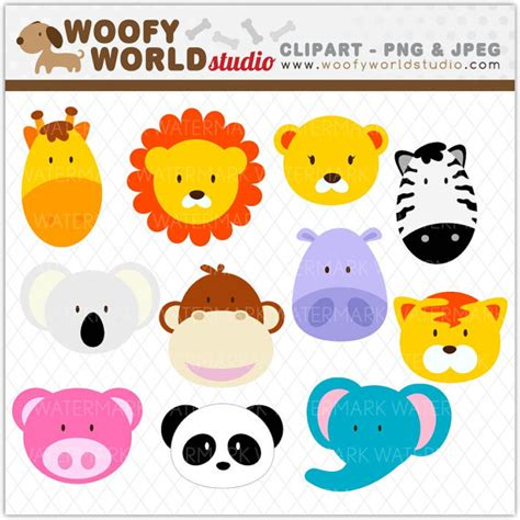 safari animals clip safari animal clipart clipart suggest