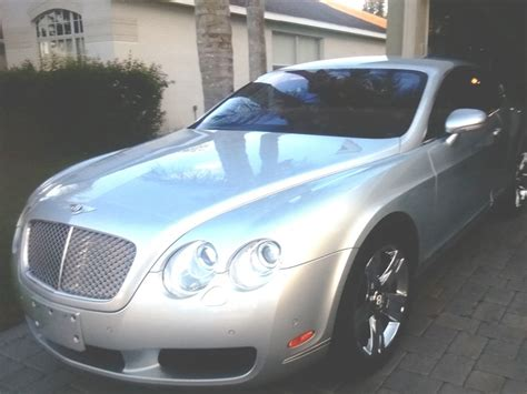 2004 bentley new continental gt sale by owner in odessa