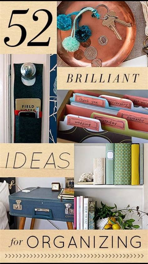 tips for organizing your home 52 brilliant ideas for organizing your home trusper