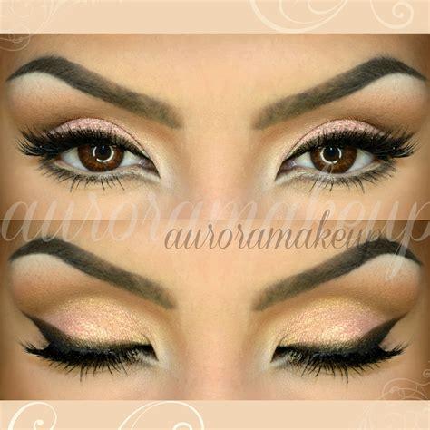 imagenes ojos auroramakeup maquillaje de ojos para diario everyday