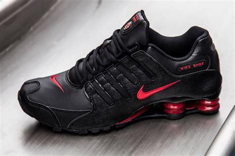 Nike Shock Black nike shox nz quot black quot au foot locker exclusive