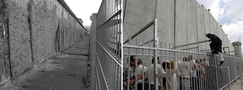 the wall and the gate israel palestine and the battle for human rights books compare the berlin wall vs israel s apartheid wall in