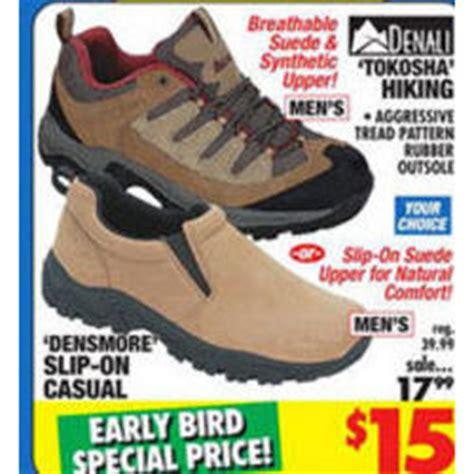 denali mens densmore slip on casual shoes at big 5