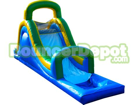 blow  water  inflatable water  bouncerdepot