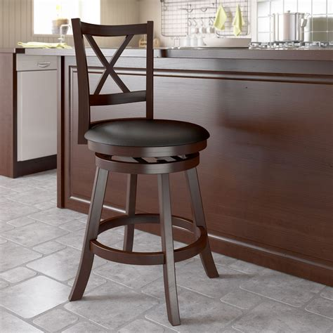 breakfast bar stools with backs comfortable swivel bar stools with backs babytimeexpo