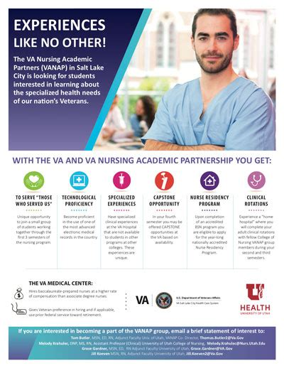 Rn To Bsn Programs In Va - va nursing academic partnerships vanap college of nursing