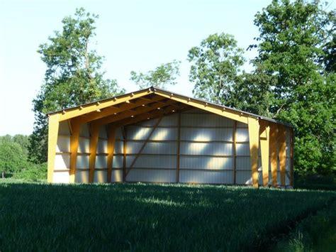 Construire Un Hangar Agricole by Concept Bois B 226 Timent Agricole Bois Stokage Agricole
