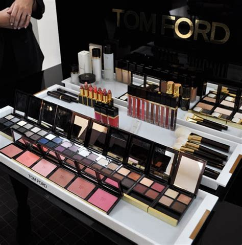 Tom Ford Makeup by Michѐle Introducing Tom Ford S Line