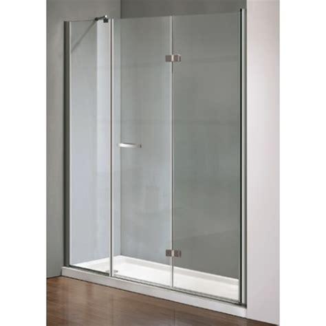 porta doccia girevole box doccia con porta girevole anta fissa cristallo 6 mm