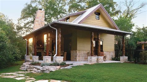 cabin house plans southern living cabins cottages under 1 000 square feet southern living