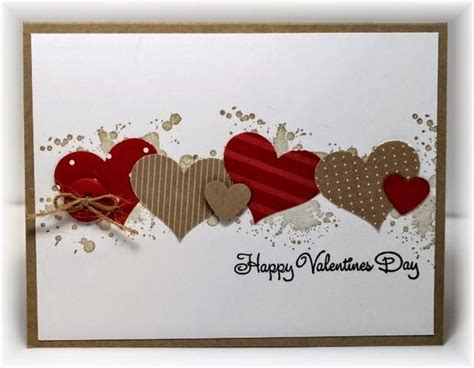 Handmade Valentines Cards For - 17 best ideas about cards on card