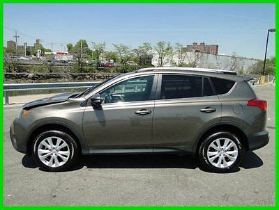 2013 toyota rav4 suv limited cars for sale