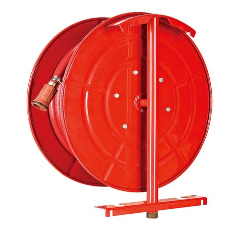 Swinging Hose Reel With Swivel Arm Fixed Selang Pemadam hose reel coupling hydrant safety sky