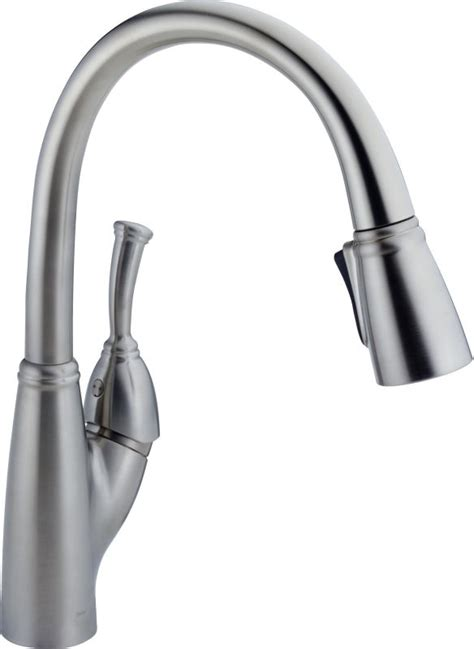 faucet com 989 ar dst in arctic stainless by delta