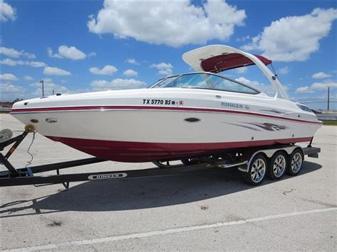rinker boats employment 2012 rinker bowrider 276 for sale clear lake tx