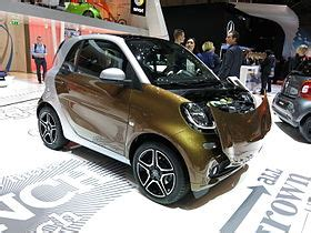 C453 Green smart fortwo