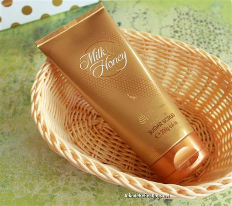 Milk And Honey Scrub Oriflame oriflame milk honey gold smoothing sugar scrub review