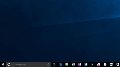 cortana search box is limited in windows 10 to microsoft how to shrink or hide the cortana search bar in windows 10