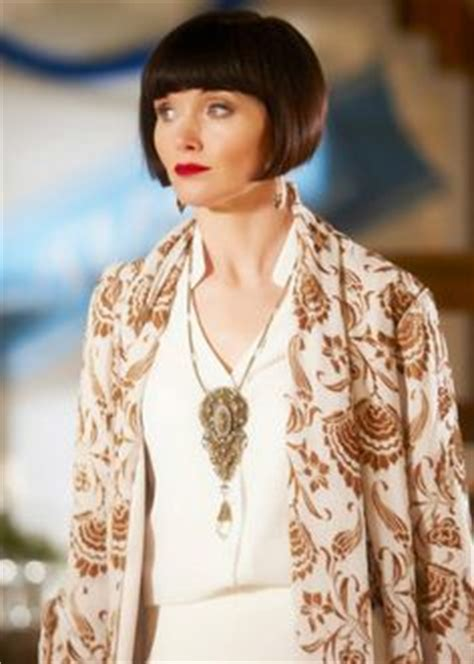 essie davis haircut the hon phryne fisher on pinterest murder mysteries