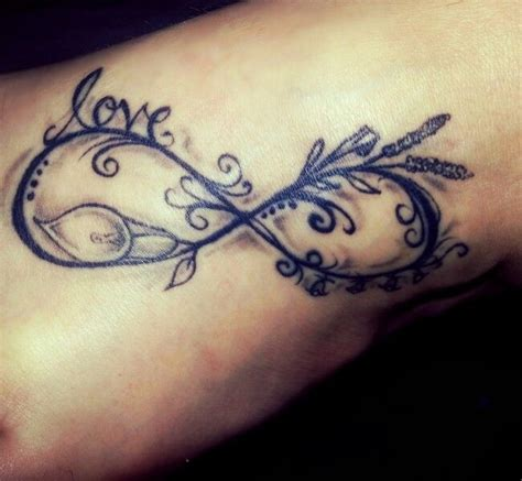 tattoo infinity vögel 28 best awesome infinity tattoos images on pinterest