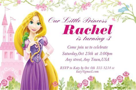 Disney Princess Birthday Cards To Print