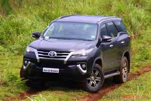 new fortuner car 2016 toyota fortuner review price specs features details