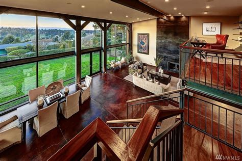 photos of satya nadella s seattle area home business insider
