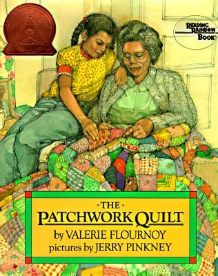 The Patchwork Quilt By Valerie Flournoy - the patchwork quilt valerie flournoy picture storybook