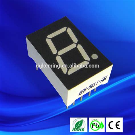 7 Segmen Seven Segment Led Display 1 Digit Common Cathode 056 1 digit led display white 0 5 inch 7 segment fnd seven