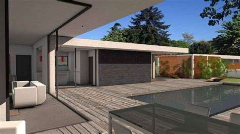 Photo Terrasse Bois Piscine