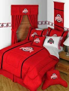 ohio state bedroom decor bed room boys on pinterest home office furniture garden