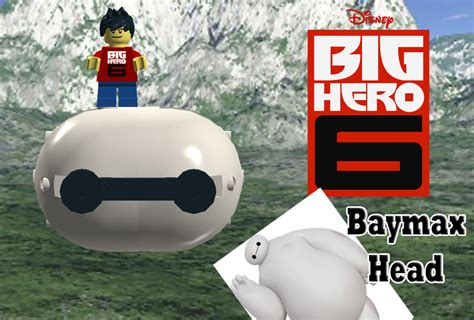 baymax head wallpaper lego ideas baymax head by mutanerda on deviantart