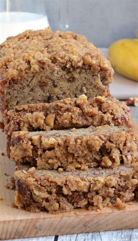 best banana nut bread best 25 moist banana bread ideas on
