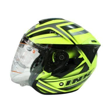 Sale Helm Ink T Max Solid White Tmax jual helm ink half t max metro dll harga murah blibli