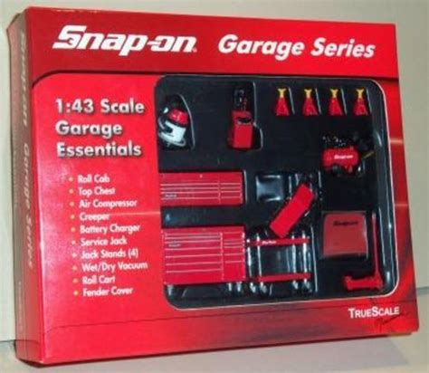 Garage Necessities by Accessories Snap On Garage Series 1 43 Garage